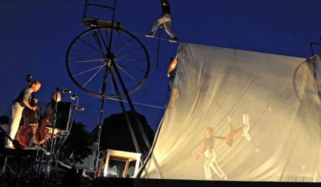 Un reputado circo acrobático actuará en este parque de Madrid gratis