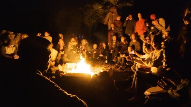 campamentos para adultos