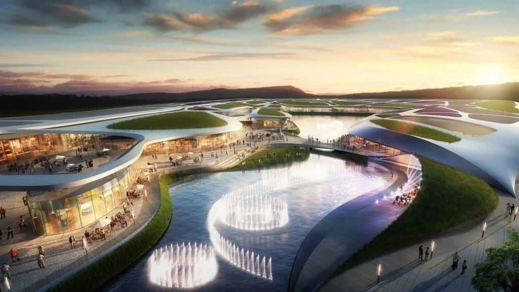 Oasiz, el centro comercial más grande de Madrid, retrasa su inauguración