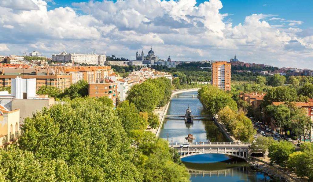 Madrid Río tendrá su propia parada de metro en 2020
