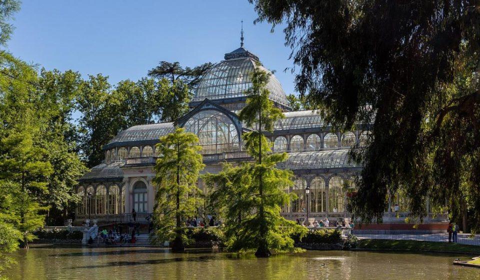 Madrid celebra rutas guiadas gratis por sus parques más impresionantes