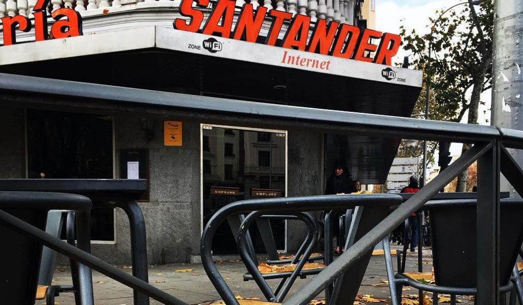 La Gran Cafetería Santander cierra para siempre… pero reabrirá en 2020