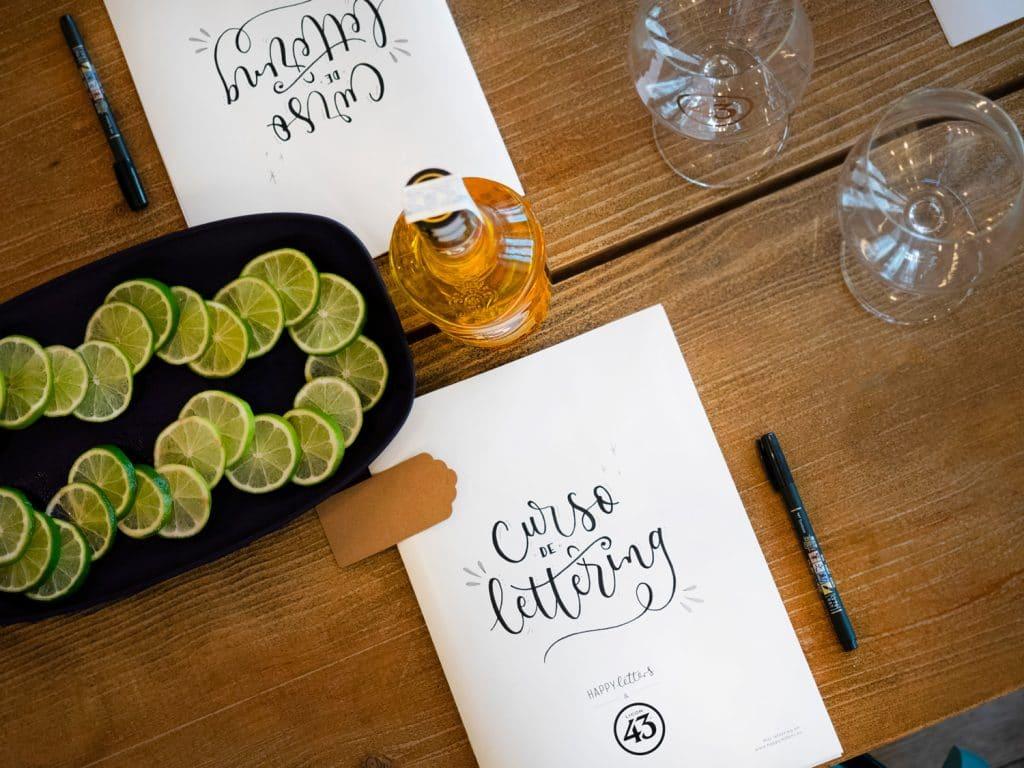 Descubre los secretos del 'lettering' a través de estos talleres