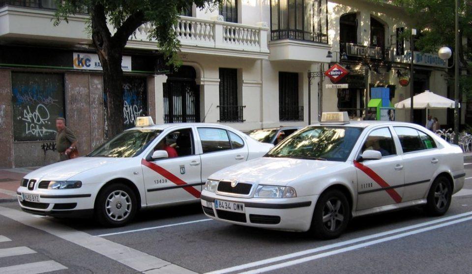 Cabify empieza a ofrecer taxis en Madrid