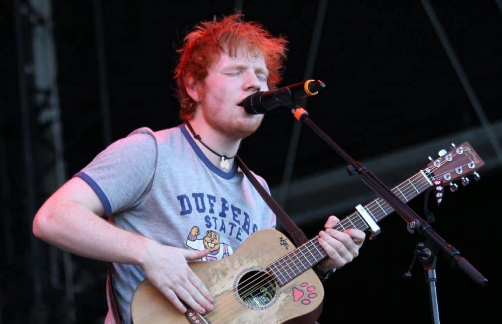 Ed Sheeran tiene su propio espacio inmersivo en Madrid este fin de semana