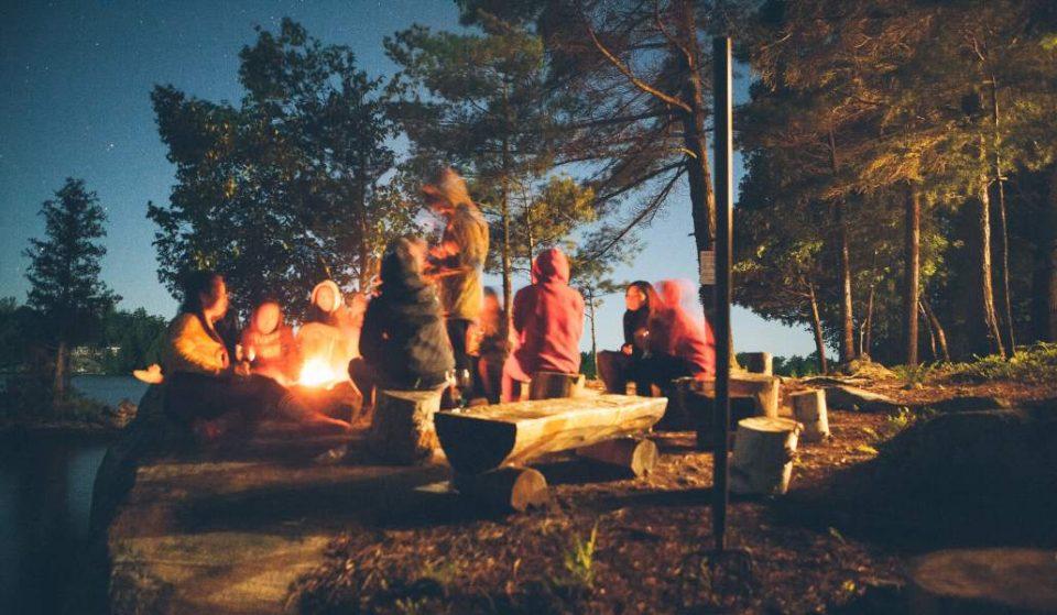 Acampada nocturna en el parque: el nuevo plan veraniego de Madrid