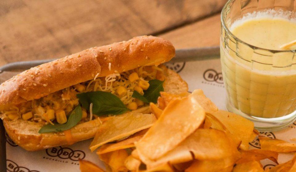 BDJ: bocadillos 'made in Spain' mejores que cualquier hamburguesa