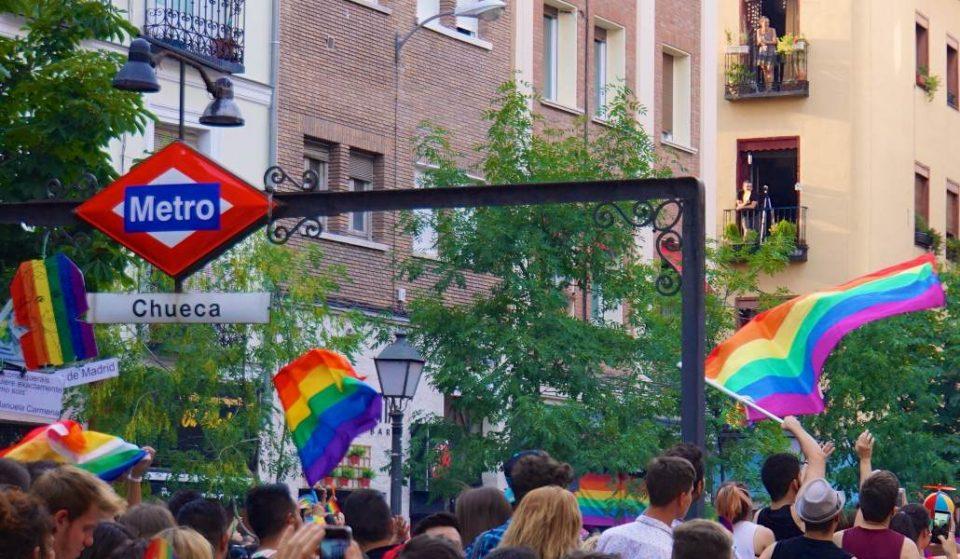 Metro de Madrid no ampliará sus horarios por el Orgullo este año