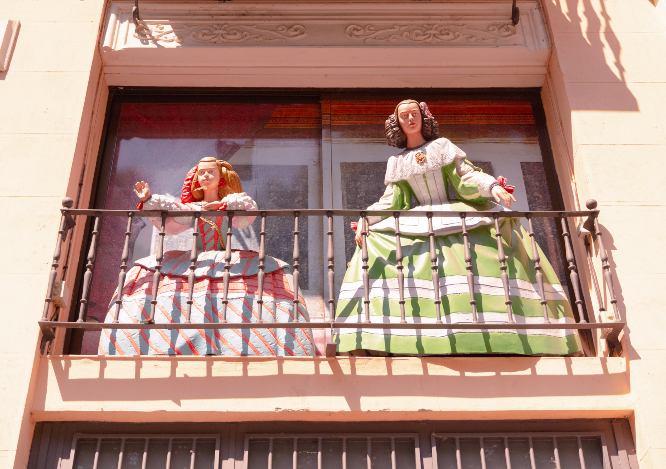 meninas balcones neptuno