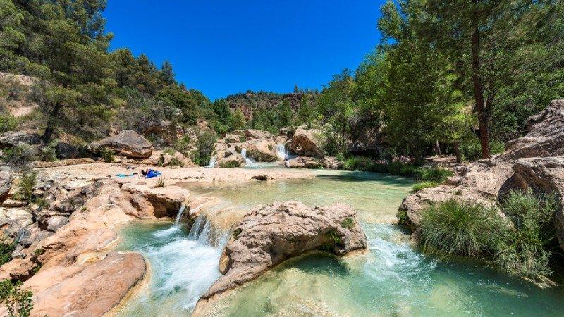 Otras piscinas naturales cerca de Madrid