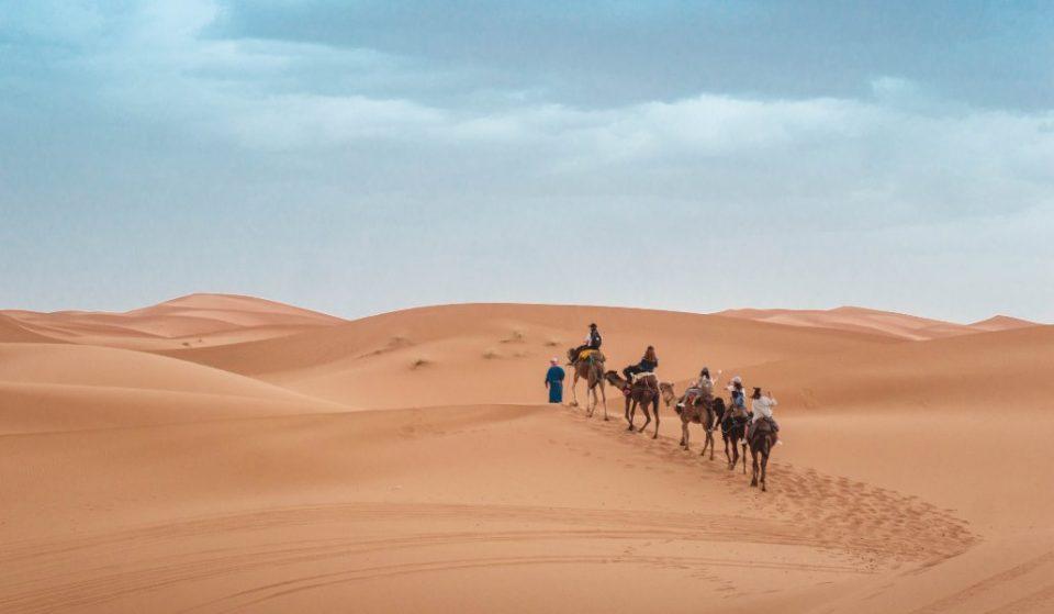 En Madrid ha hecho tanto calor como en el Sáhara este fin de semana