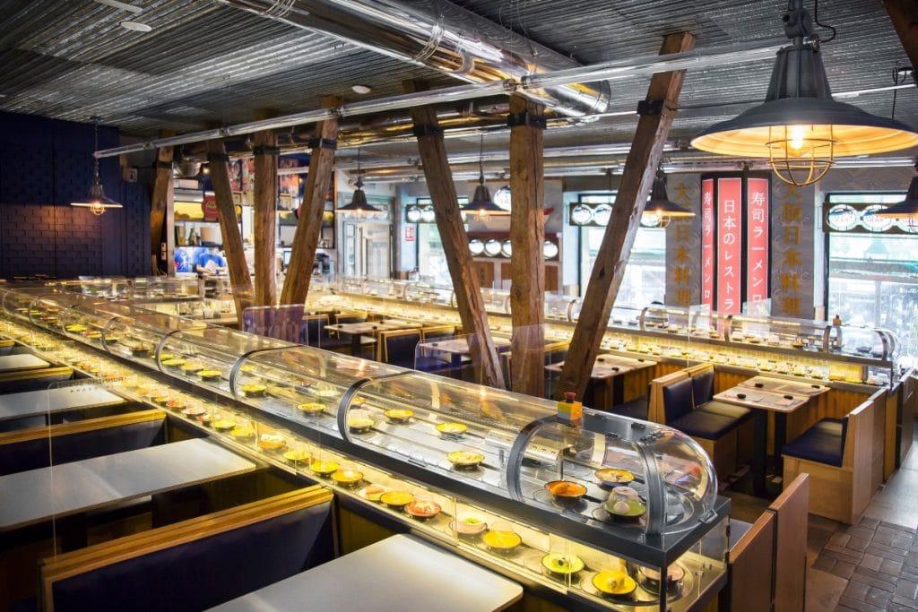 Los mejores buffets libres de Madrid