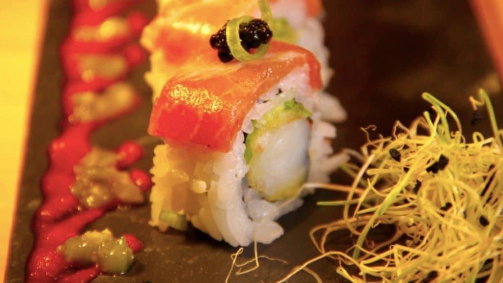Okasan: sushi de Estrella Michelin a buen precio