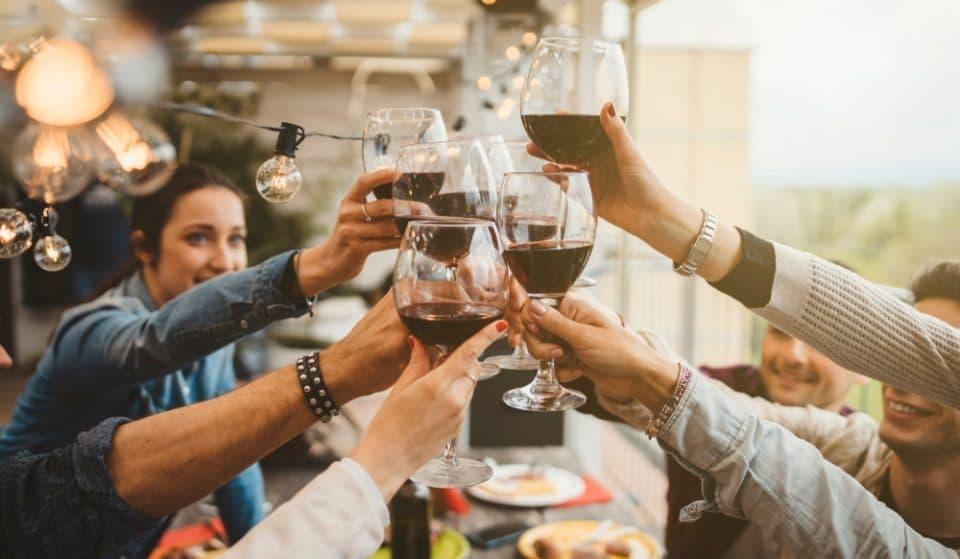 El paraíso del vino se llama Wine Fest y estará en Florida Retiro