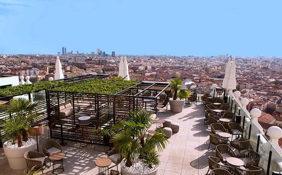 Así luce el nuevo Hotel Riu Plaza España