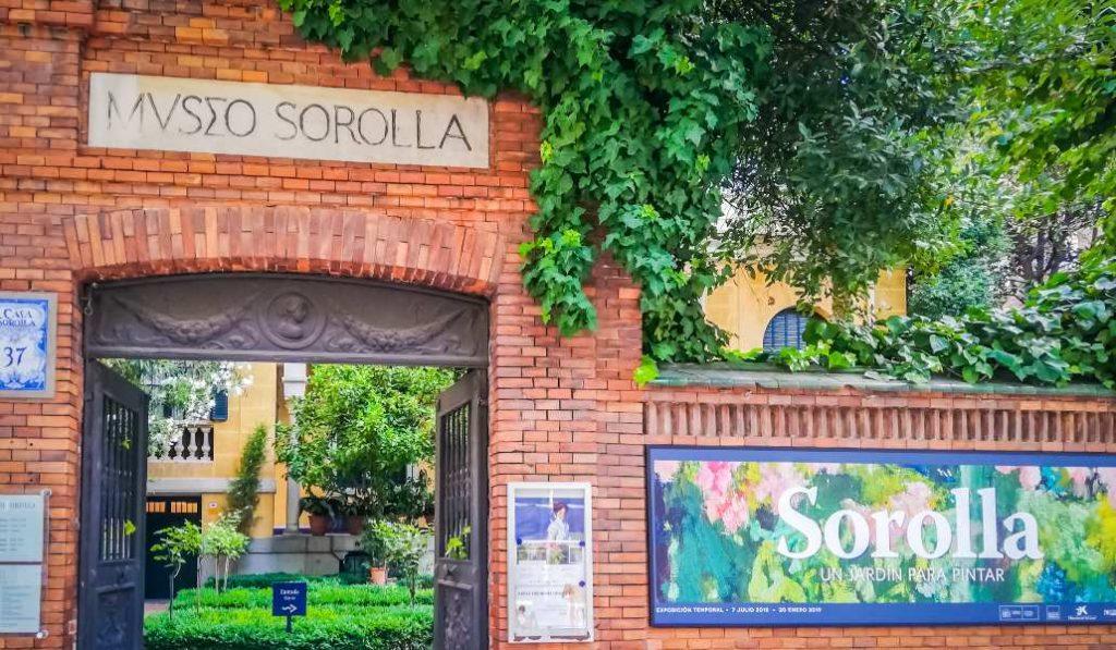 El Museo Sorolla abre sus puertas las noches de agosto con visitas gratis