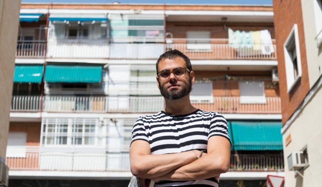 Sergio C. Fanjul: «El 'skyline' de Madrid es una cutrez total»