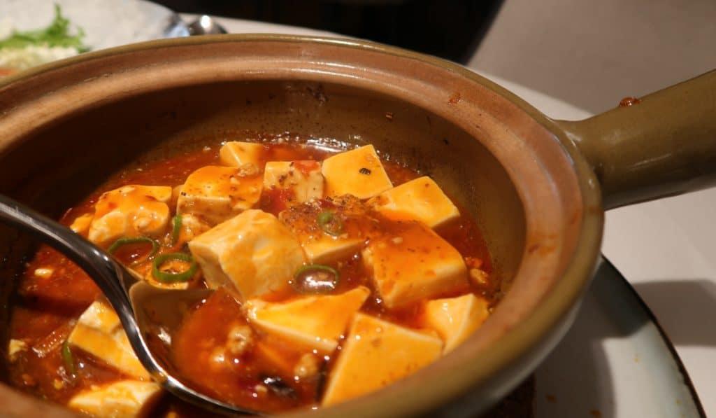 Hutong: pura comida de Sichuan en el barrio de Salamanca