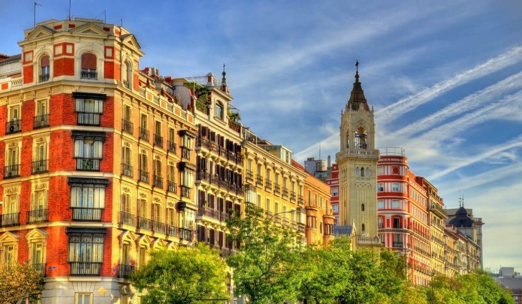 Los alquileres más caros de España están en Madrid: 819€ de media