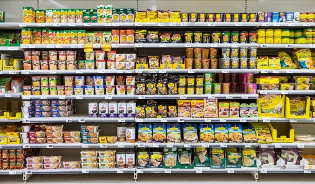 El precio de la cesta de la compra sube un 2,8% en Madrid
