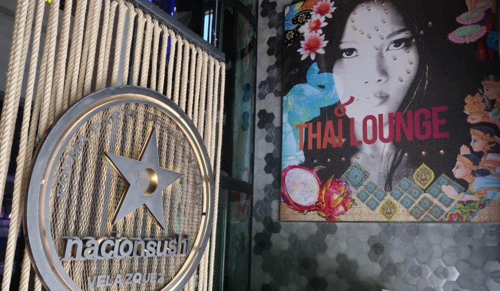 Nacionsushi: allí donde Asia toca el Caribe