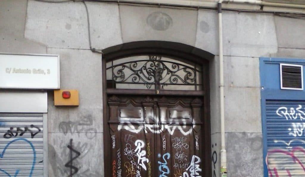 El nº 3 de Antonio Grilo: el lugar más macabro de todo Madrid