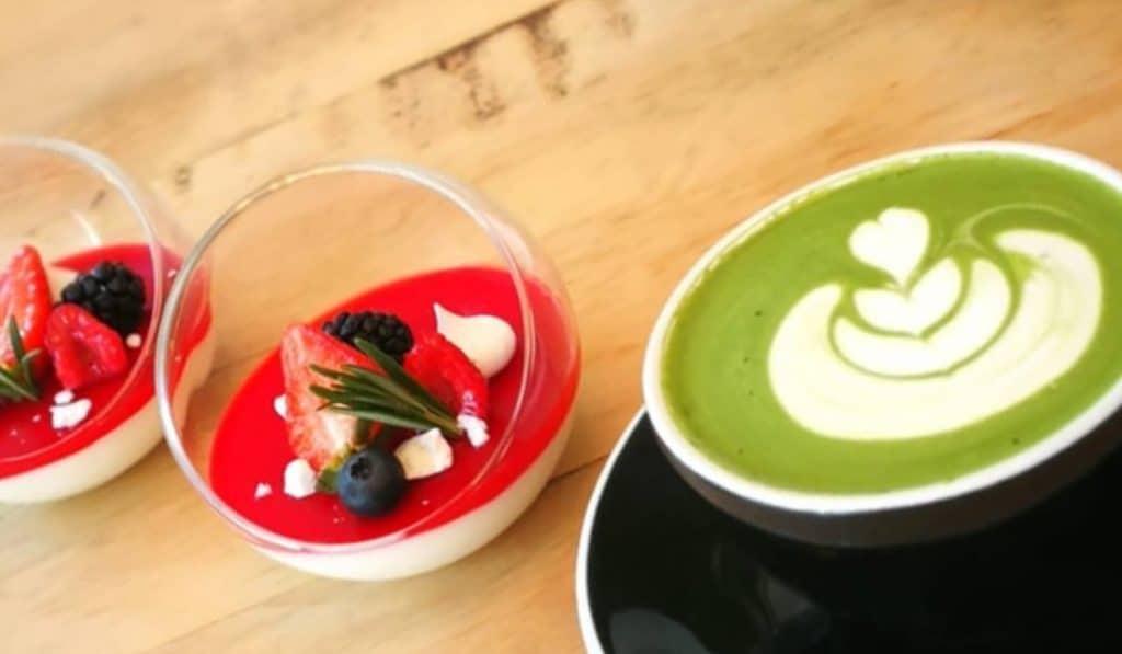 Sweets Studio Café: cuando la repostería francesa conoce a la japonesa (y viceversa)