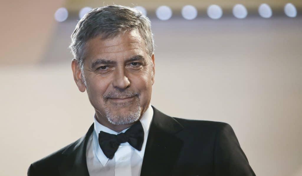 George Clooney graba un anuncio en Madrid y colapsa el tráfico en Velázquez