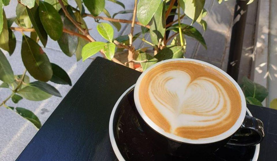 Coffee Code: un café de especialidad en el 'back-end' de Malasaña
