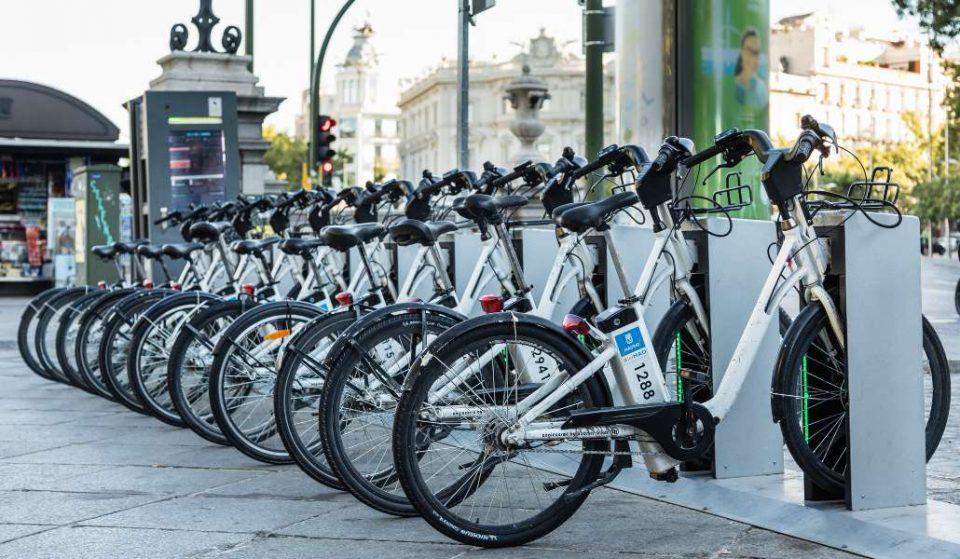 BiciMAD ofrecerá una hora gratis de pedaleo por Madrid durante un día