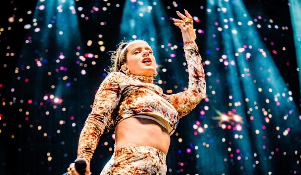 Rosalía dará un concierto en Madrid en diciembre