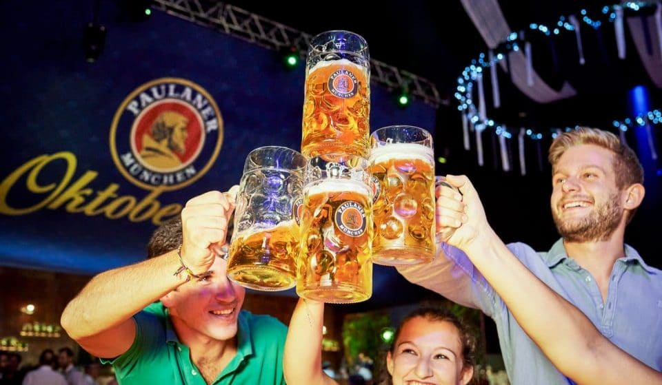Paulaner Oktoberfest regresa a Madrid este septiembre