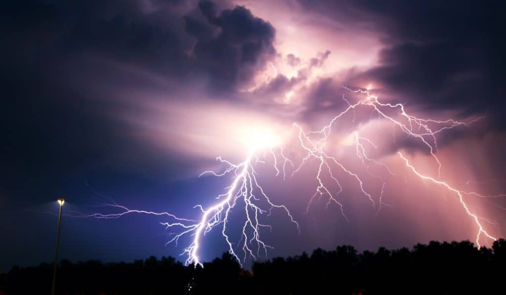 Se avecinan tormentas eléctricas y fuertes lluvias este fin de semana en Madrid