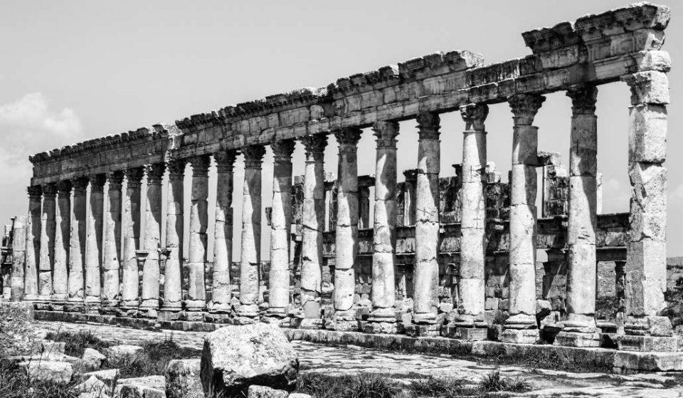 Siria antes de la guerra: una exposición sobre el arte muerto en combate
