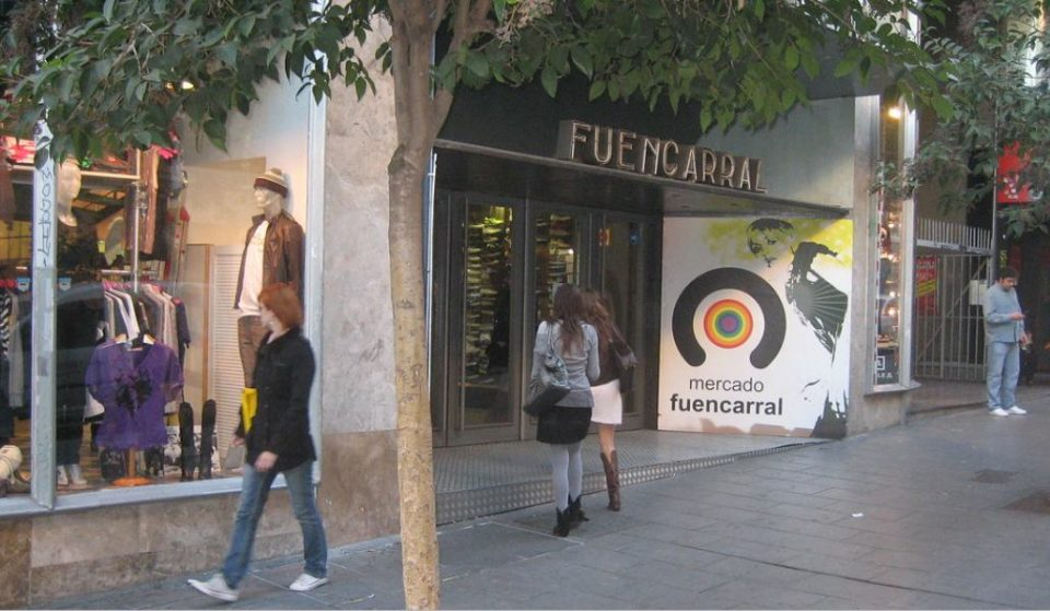 La calle Fuencarral tendrá pistas de fútbol y baloncesto por el Día del Deporte