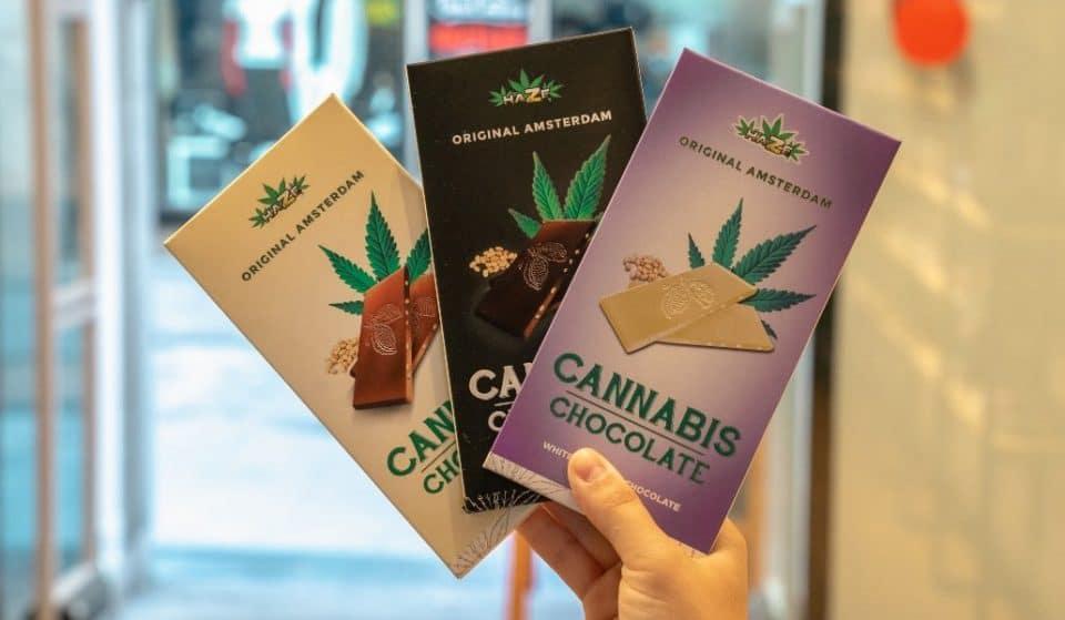 Be & Feel: el 'coffee bar' donde el cannabis se come y se bebe