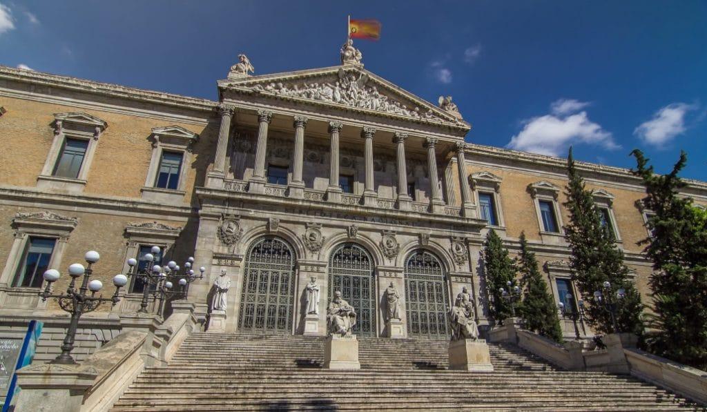 Jornada de puertas abiertas de la Biblioteca Nacional de España