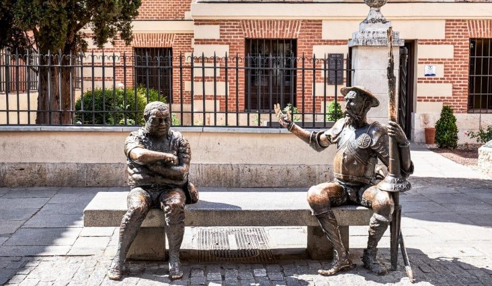 El Tren de Cervantes reanuda su actividad este fin de semana