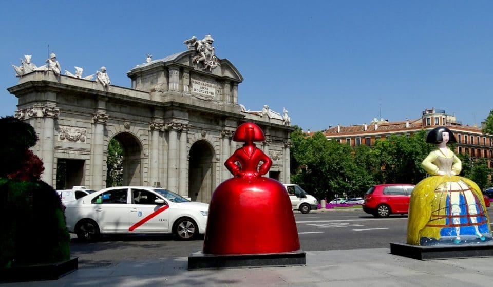 Las Meninas regresan a las calles de Madrid