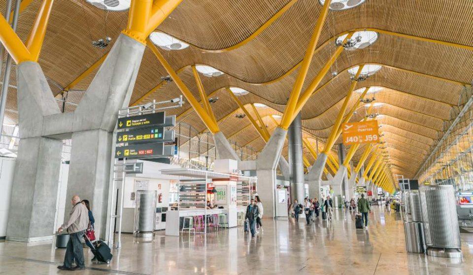 El aeropuerto de Madrid es el quinto con menos incidencias de Europa
