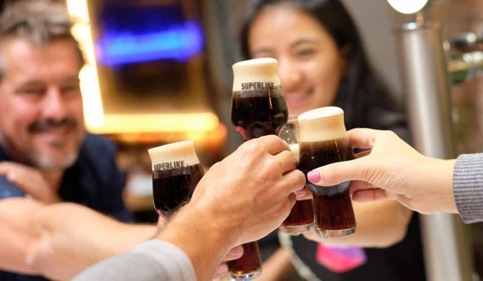 LET'S TRY BEERS: la experiencia de cervezas en la que tú decides cuál saldrá al mercado