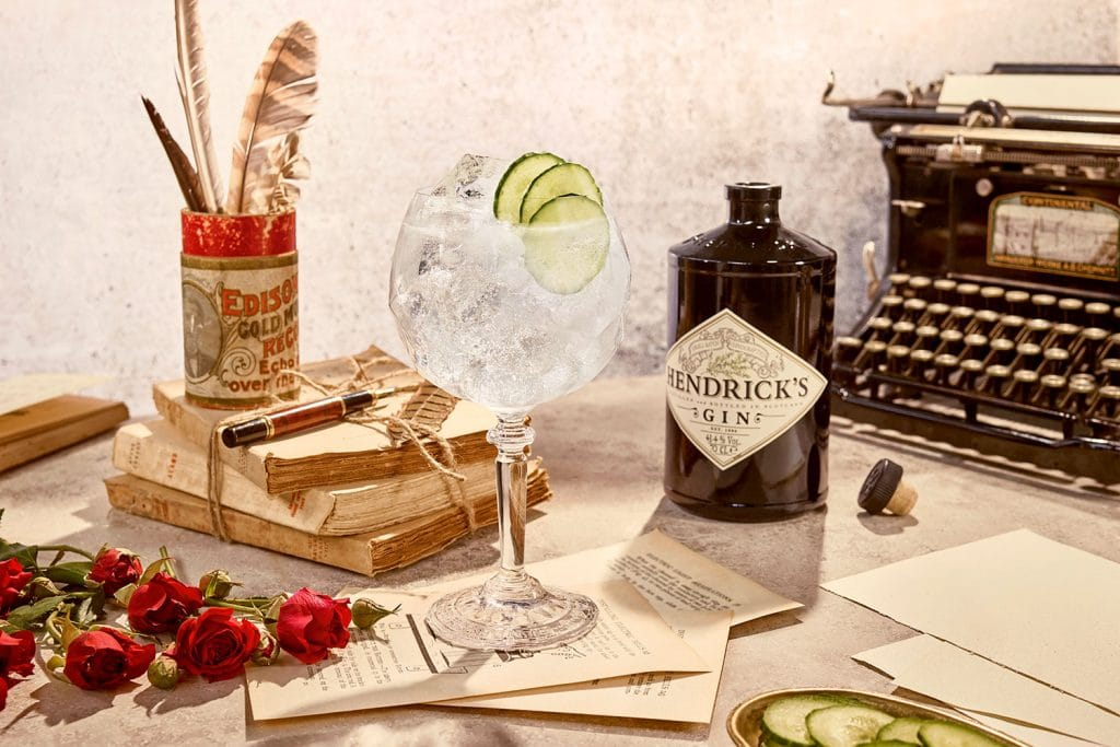 Hendrick's Gin te invita a un viaje gastronómico por diferentes restaurantes de Madrid
