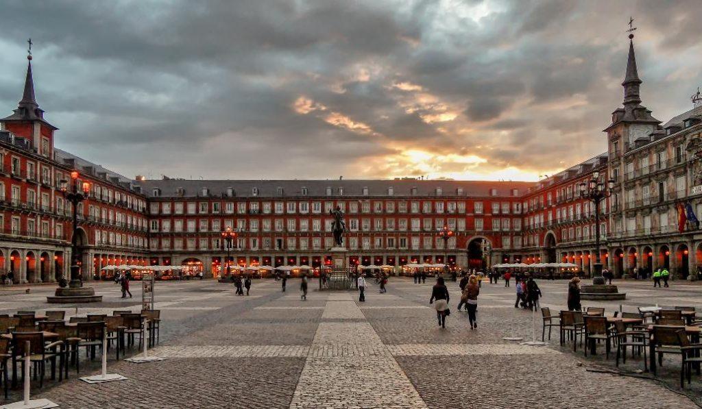 Planes de noviembre 2020 en Madrid