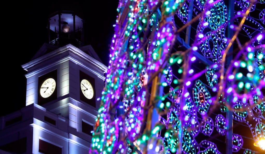 El alumbrado de Navidad ya está llegando a las calles de Madrid