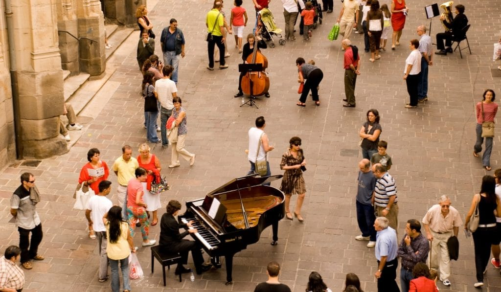 Una orquesta sinfónica tocará en las calles de Madrid (pero sus miembros estarán dispersos)
