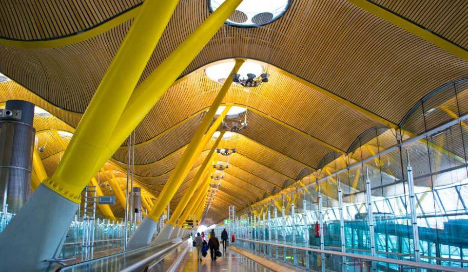La Terminal 4 de Barajas es una de las 25 mejores obras del siglo XXI