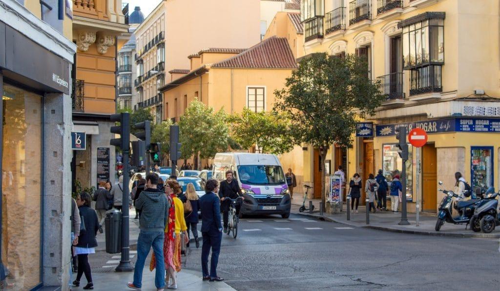 Fuencarral será peatonal y el Ayuntamiento estudia hacer lo mismo con Hortaleza