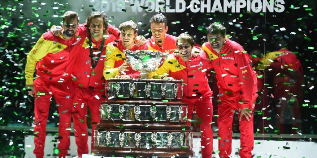 Madrid, lista para vibrar con la Copa Davis 2021