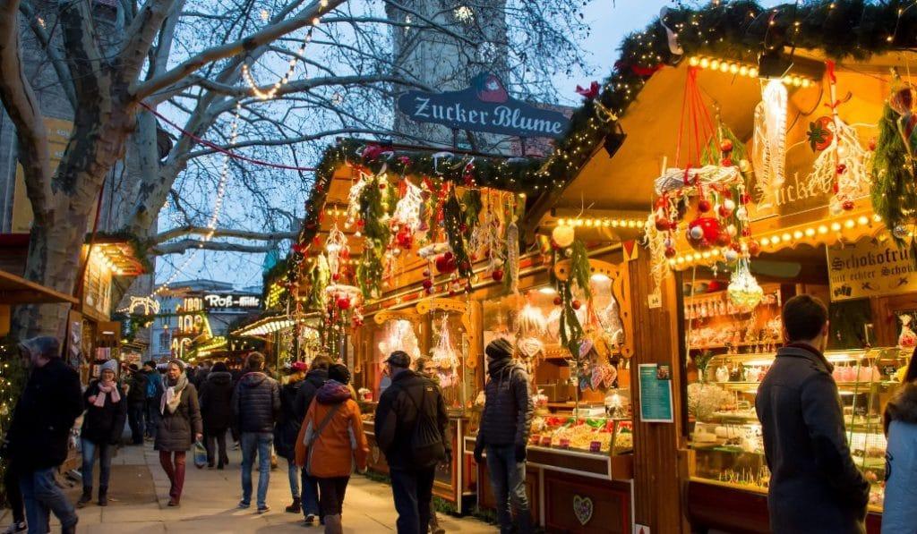 Estos son los mejores mercados navideños de Madrid