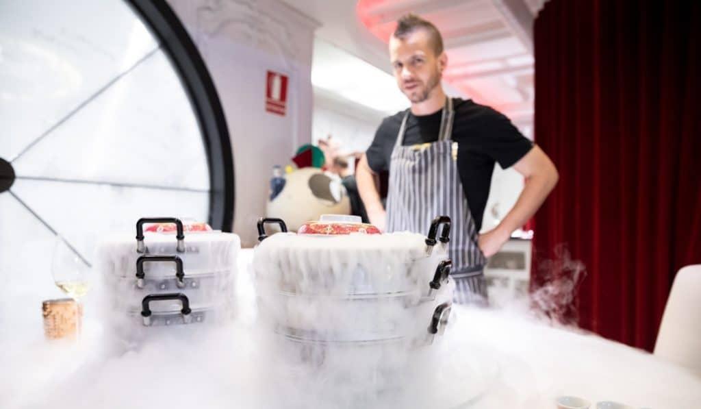 Diverxo es el mejor restaurante de Madrid